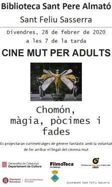 Cine mut per adults